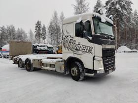 Volvo FH500, Kuljetuskalusto, Työkoneet ja kalusto, Joensuu, Tori.fi