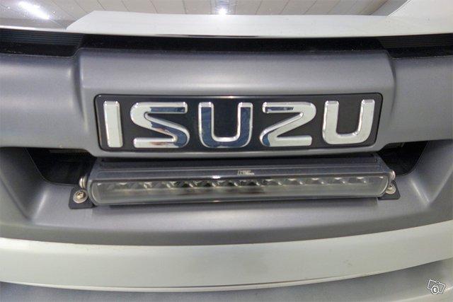 Isuzu D-Max 16