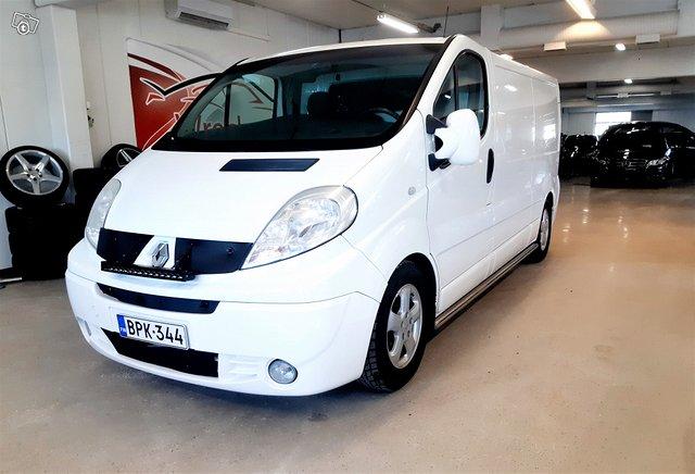 Renault Trafic Fourgon 1