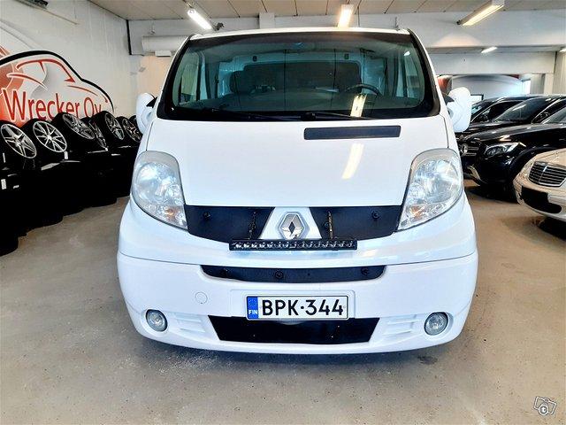 Renault Trafic Fourgon 2