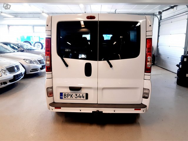 Renault Trafic Fourgon 5