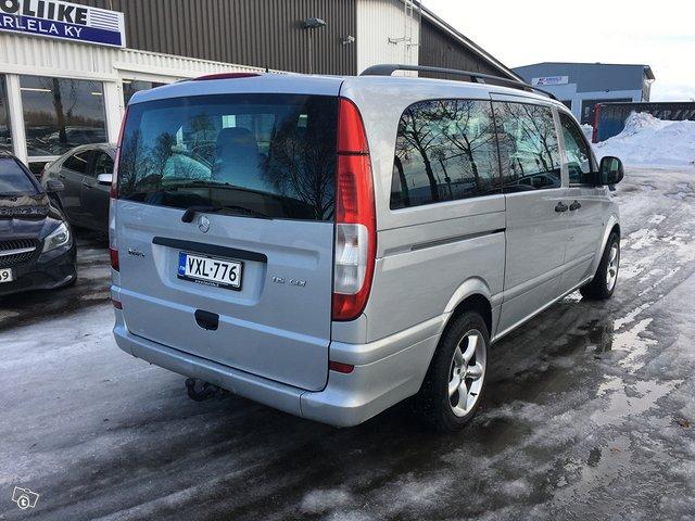 Mercedes-Benz Vito 115CDI 8-paikkainen 3
