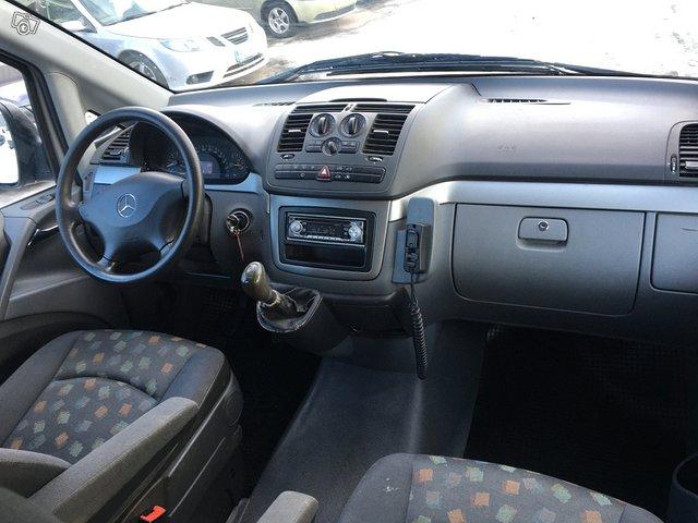 Mercedes-Benz Vito 115CDI 8-paikkainen 8