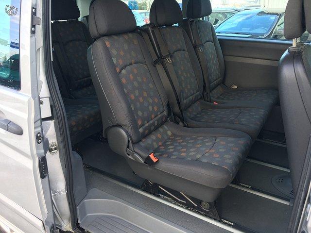 Mercedes-Benz Vito 115CDI 8-paikkainen 9