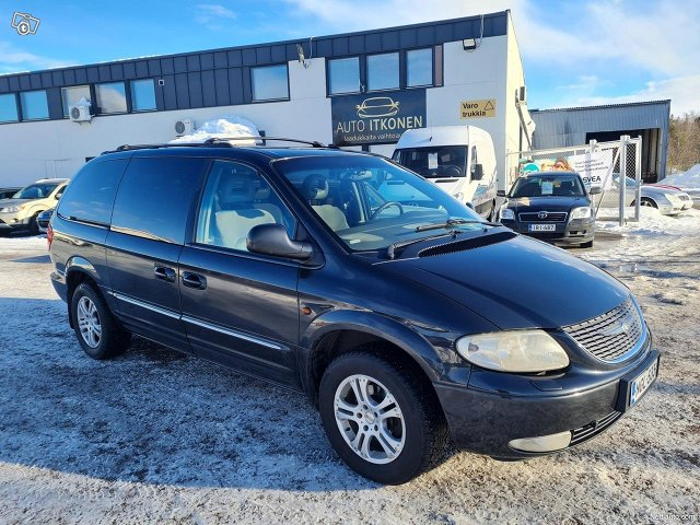Chrysler Grand Voyager 5