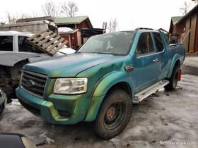 Ford Ranger XL 2.5 TDCi 4x4, Autovaraosat, Auton varaosat ja tarvikkeet, Jämijärvi, Tori.fi