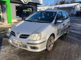 Nissan Almera Tino, Autot, Raahe, Tori.fi