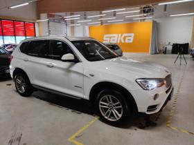 BMW X3, Autot, Hyvinkää, Tori.fi