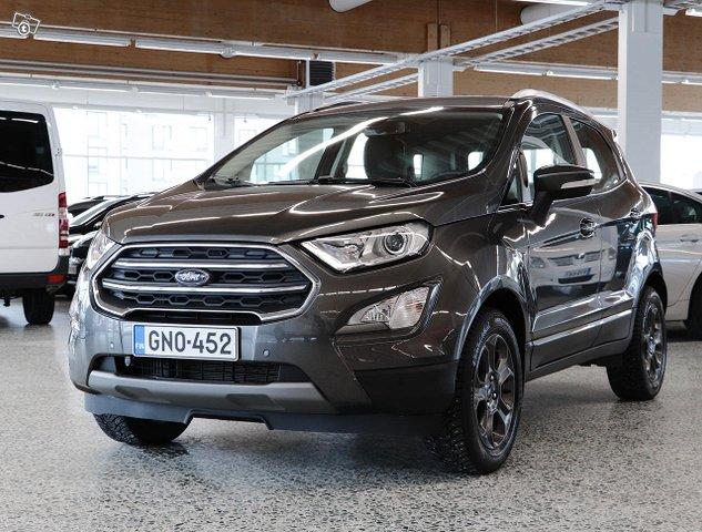 Ford Ecosport 5