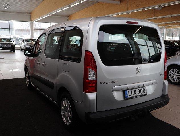 Peugeot Partner 4