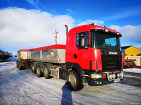 Scania R144 530hv, Kuljetuskalusto, Työkoneet ja kalusto, Kempele, Tori.fi