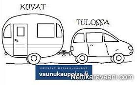 Hobby 650, Asuntovaunut, Matkailuautot ja asuntovaunut, Liminka, Tori.fi