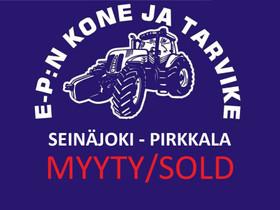 Ford 7740 SLE, Maatalouskoneet, Työkoneet ja kalusto, Seinäjoki, Tori.fi