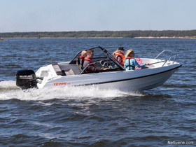 Terhi 480 BR + Honda BF50, Moottoriveneet, Veneet, Raahe, Tori.fi