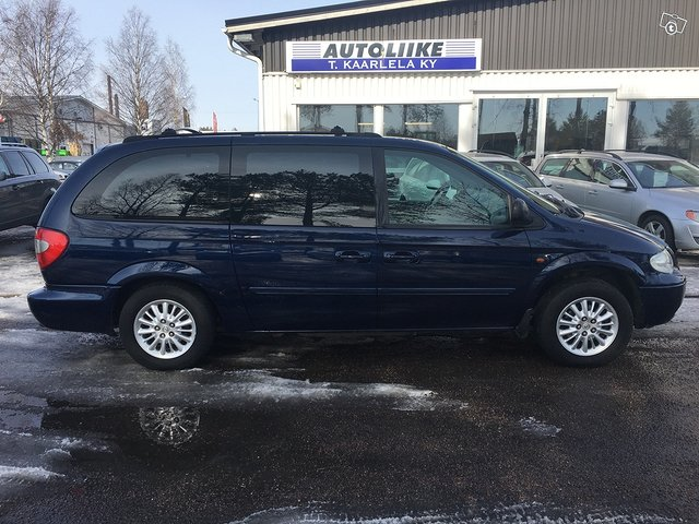 Chrysler Grand Voyager 2.8CRD Comfort StownGo 7-P 2
