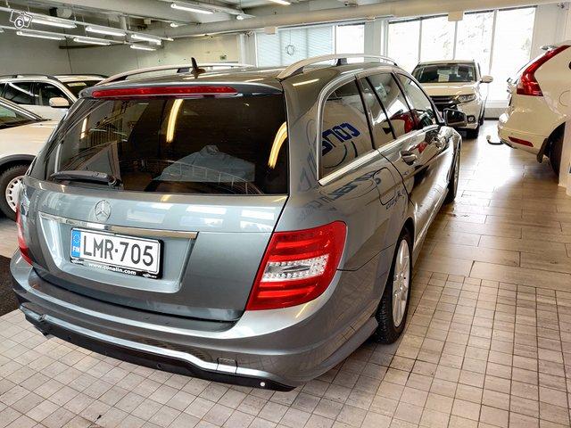 Mercedes-Benz C 200 CDI 3