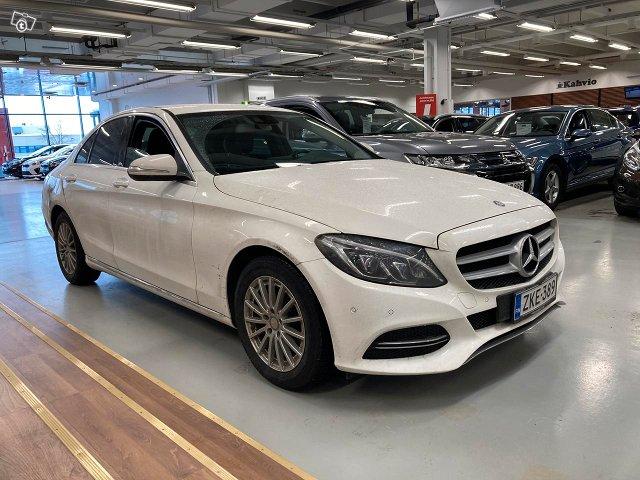 Mercedes-Benz C 2