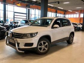Volkswagen Tiguan, Autot, Kirkkonummi, Tori.fi
