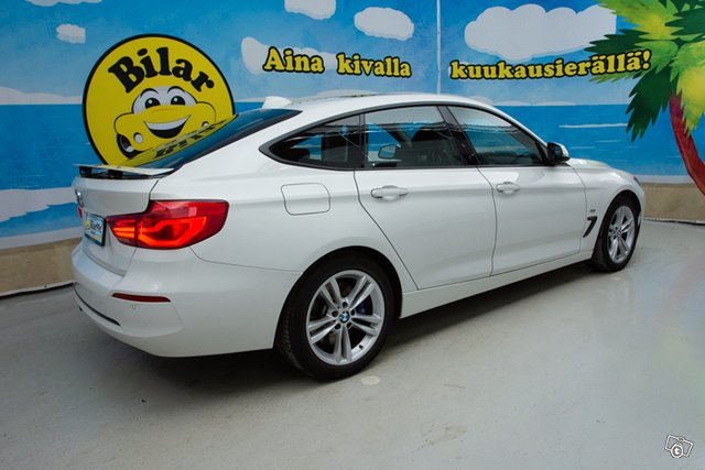 BMW 335 Gran Turismo 8