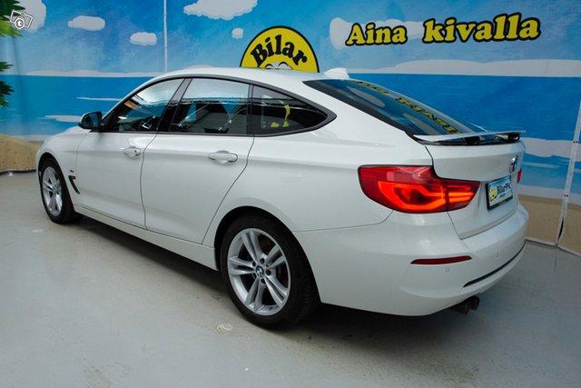 BMW 335 Gran Turismo 10