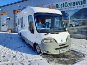 Knaus DUCATO 14-2.8IDTD-230BLMBC-TRAVELLINER, Matkailuautot, Matkailuautot ja asuntovaunut, Kempele, Tori.fi