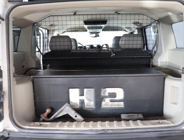 HUMMER H2 21