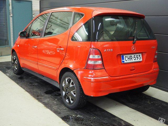 Mercedes-Benz A 170 CDI 3