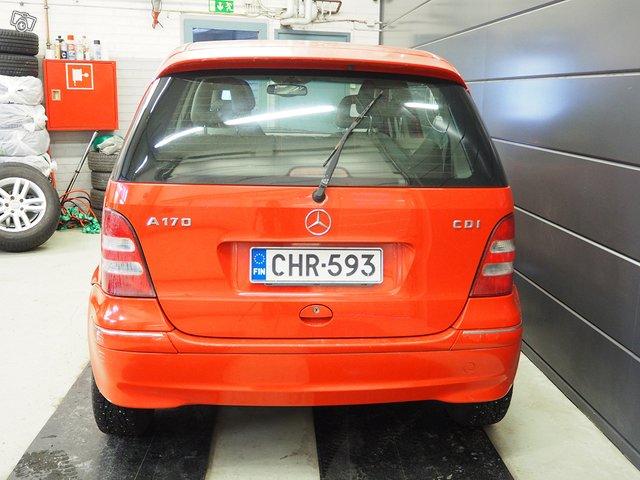 Mercedes-Benz A 170 CDI 4