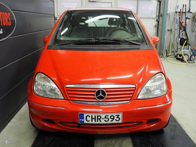 Mercedes-Benz A 170 CDI 5