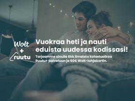 Postiljooninkatu 11, Helsinki, Vuokrattavat asunnot, Asunnot, Helsinki, Tori.fi