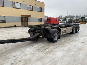 Ntm 3-axle multilift+tipper, Peräkärryt ja trailerit, Auton varaosat ja tarvikkeet, Helsinki, Tori.fi