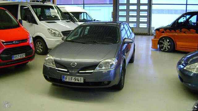 Nissan Primera 2