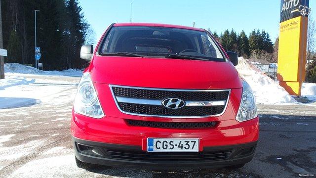 Hyundai H1 Van 5