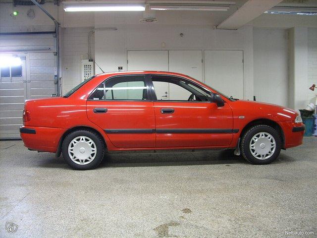 Mitsubishi Carisma, kuva 1
