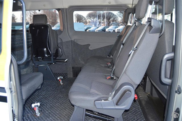FORD Transit Custom 18