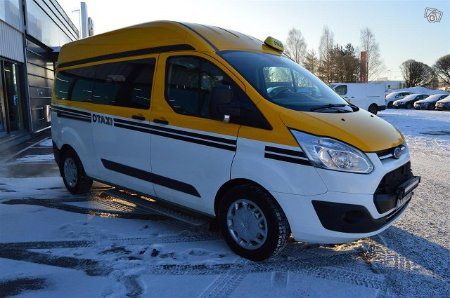 FORD Transit Custom 20