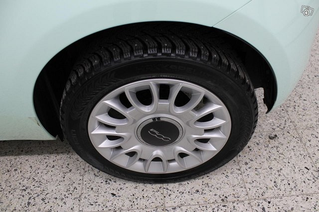 FIAT 500C 11