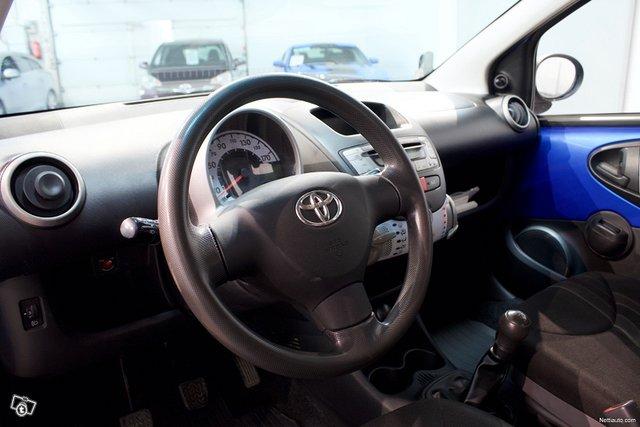 Toyota Aygo 8