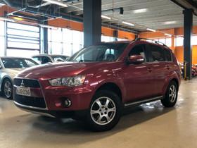 Mitsubishi Outlander, Autot, Kirkkonummi, Tori.fi