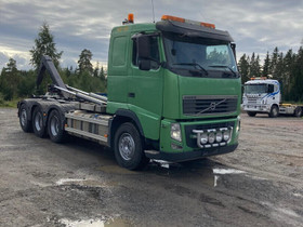 Volvo FH 13 8x4 Tridem, Kuljetuskalusto, Työkoneet ja kalusto, Pori, Tori.fi