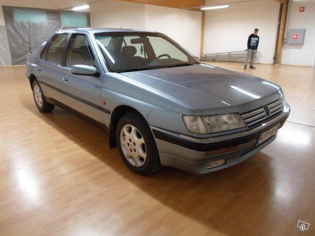 Peugeot 605 3