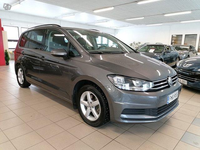 Volkswagen, VW TOURAN 3