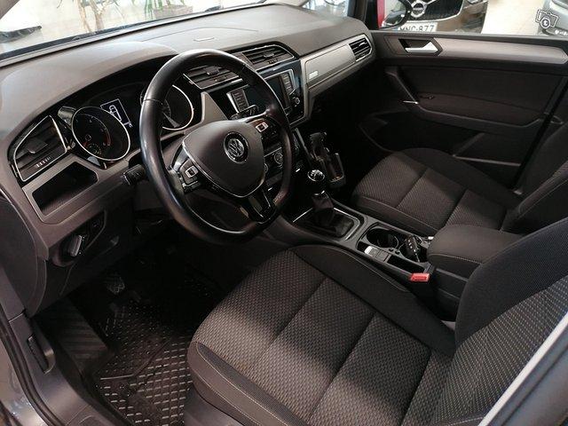 Volkswagen, VW TOURAN 6