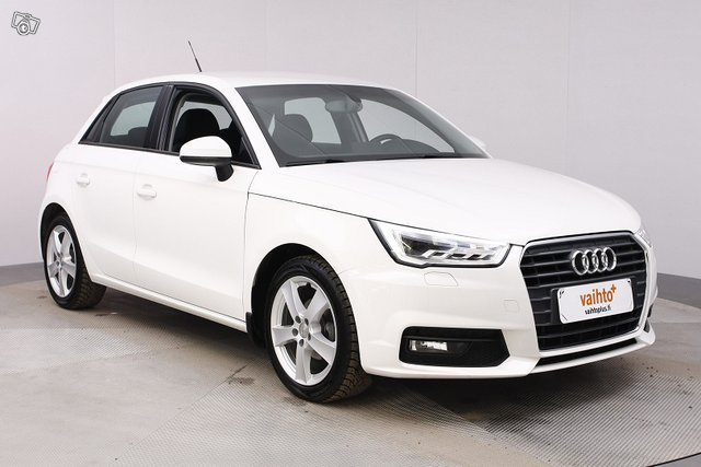 Audi A1 7