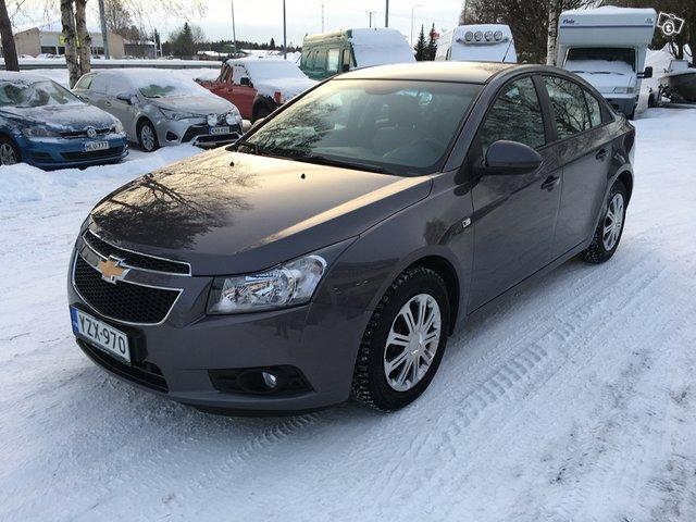 Chevrolet Cruze 1,6 LS 5