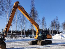 Hyundai Robex 210 LC-7 (Pitkäpuomi), Maanrakennuskoneet, Työkoneet ja kalusto, Joensuu, Tori.fi