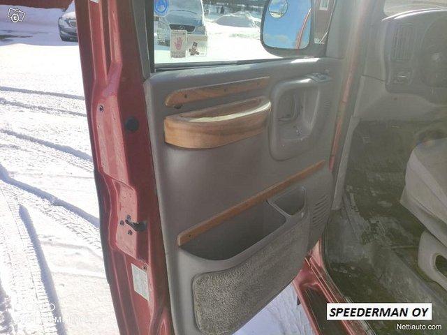 Chevrolet Chevy Van 17