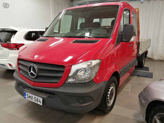Mercedes-Benz SPRINTER 316 CDi 2