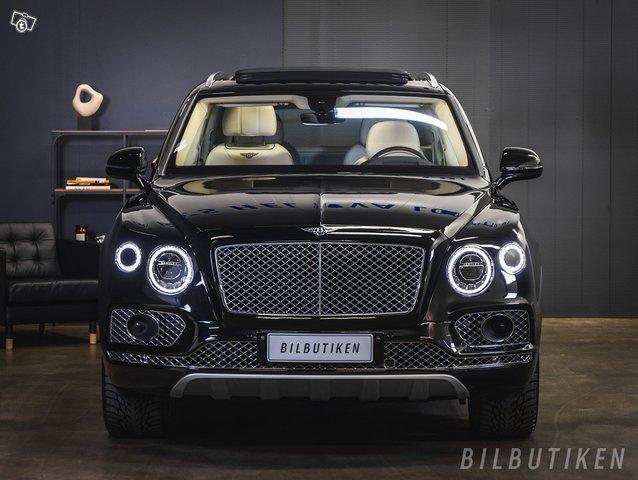 Bentley Bentayga 4