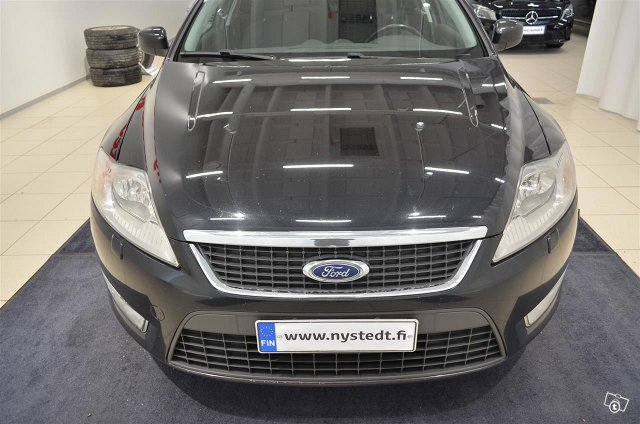 FORD MONDEO 17